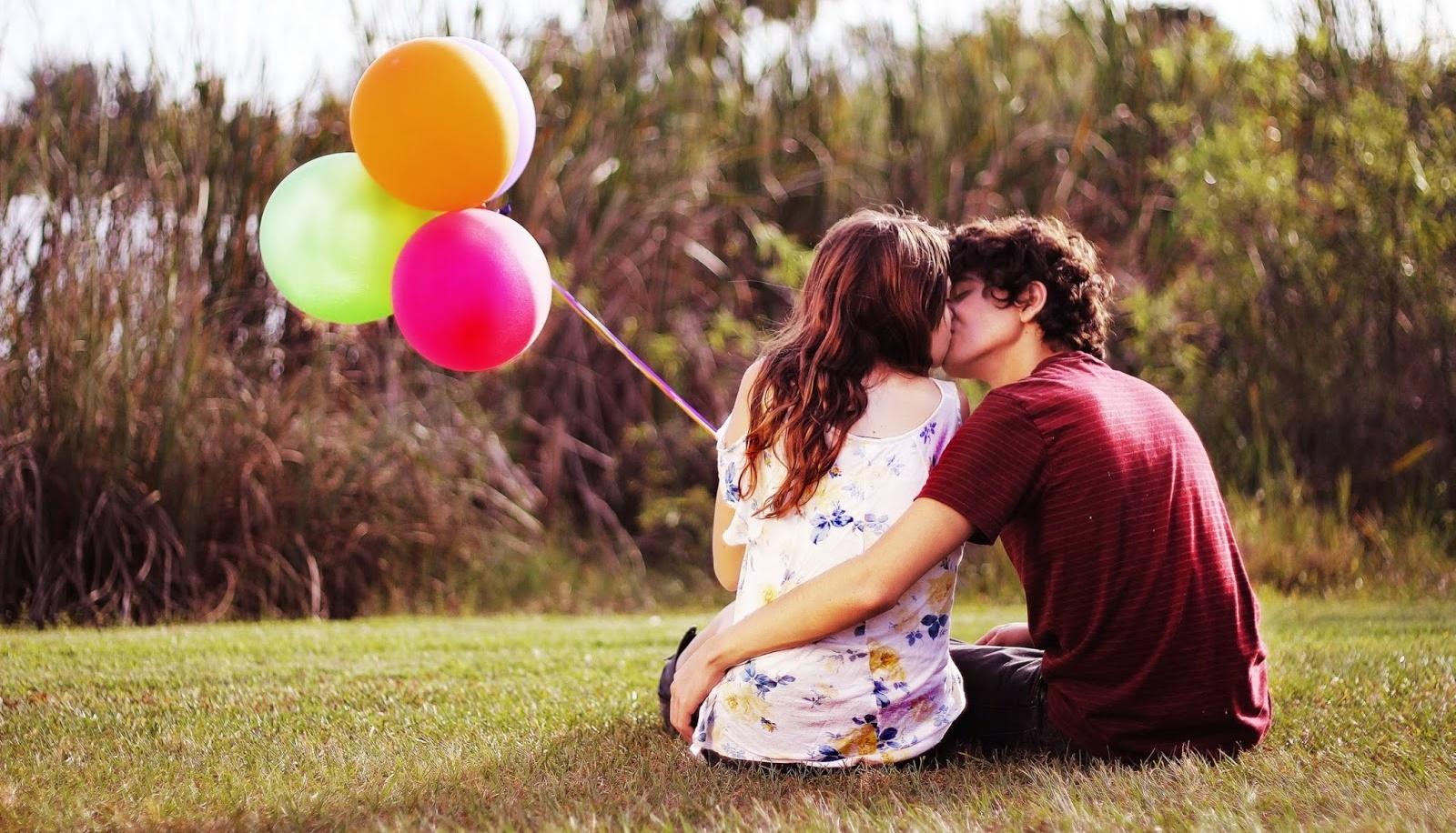 Fotos de casal apaixonado se beijando 89