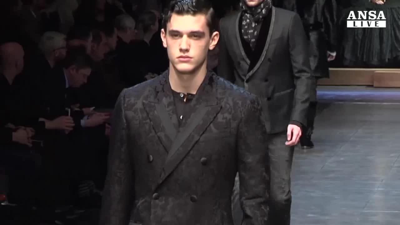 Moda: inno alla famiglia Dolce e Gabbana