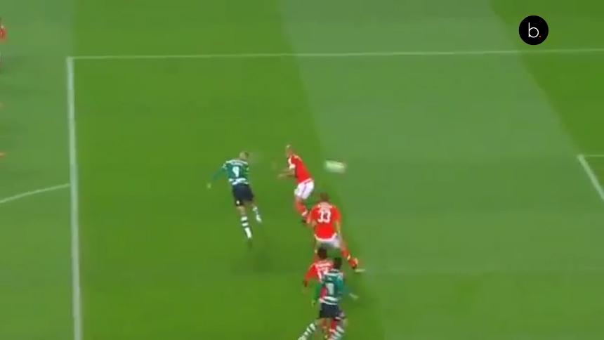 VÍDEO / Benfica 0 - 3 Sporting: Veja os golos