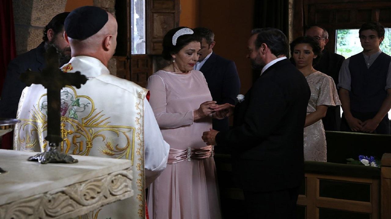 Matrimonio In Segreto : Il segreto matrimonio di francisca e raimundo