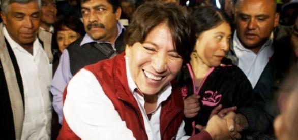 Video: Delfina Gómez Álvarez: la mujer que se atrevió a retar al PRI