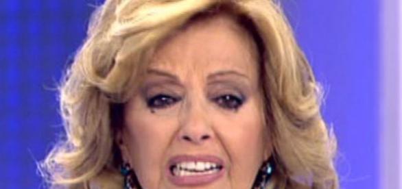 Video: El último y lamentable ruego de María Teresa Campos a Arrocet