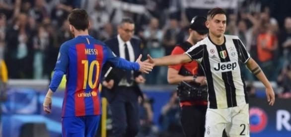 Video: La gran promesa de Dybala a Messi si lo elimina de la Champions