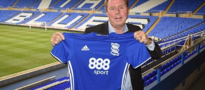 Harry Redknapp's Birmingham City survive relegation battle. Rovers are down. [VIDEO]