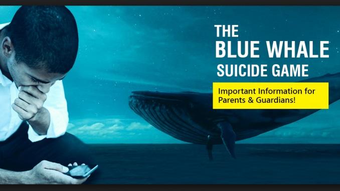Video: 'Blue Whale', il rituale che induce al suicidio