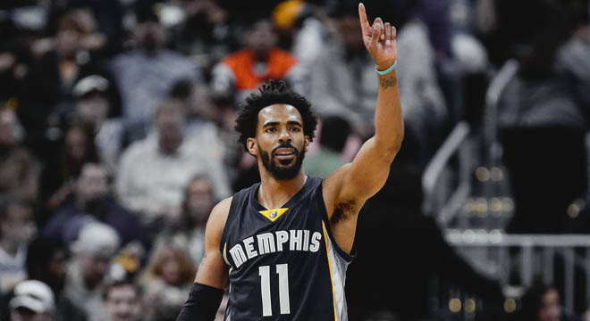 Mike Conley picks the Cavaliers to win the NBA title