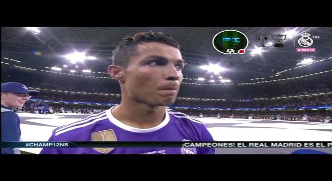 Cristiano Ronaldo recibe una oferta para dejar el Real Madrid