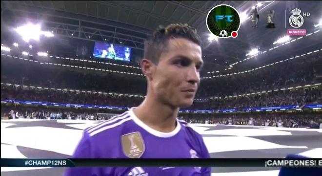 Ronaldo quiere abandonar el Real Madrid