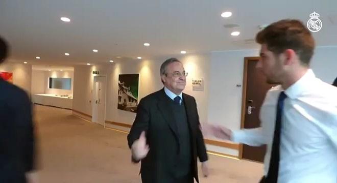 CR7 y Bale están molestos con Florentino Pérez