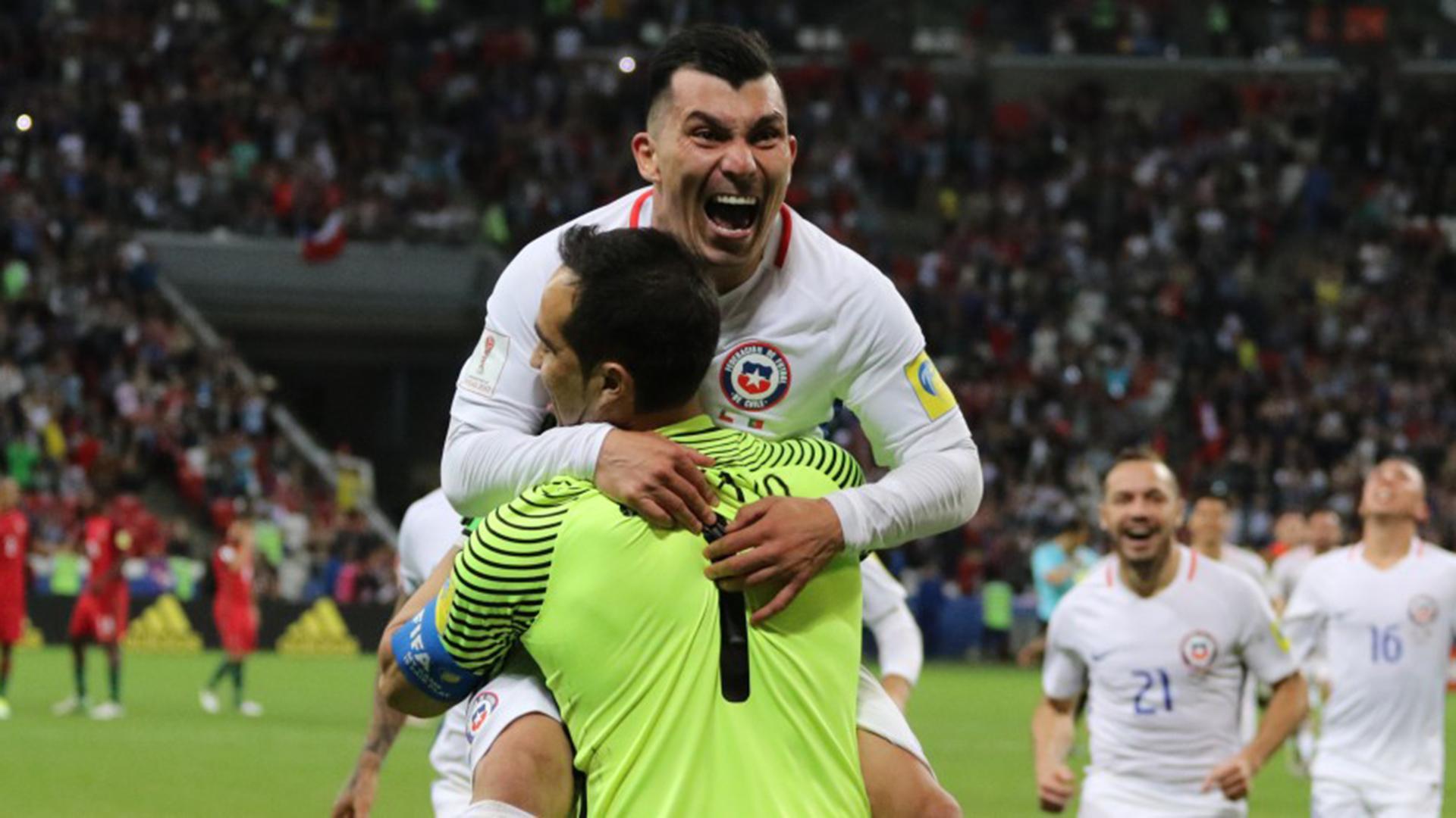 Chile mete miedo en la Copa Confederaciones