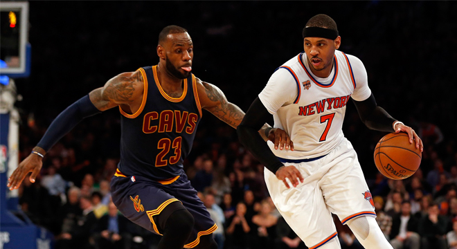 Carmelo Anthony would only accept buyout to join top Eastern Conference team
