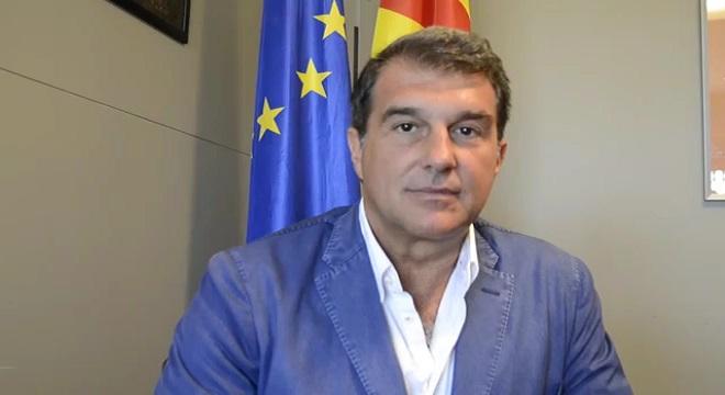 Joan Laporta podría presentarse a la reelección