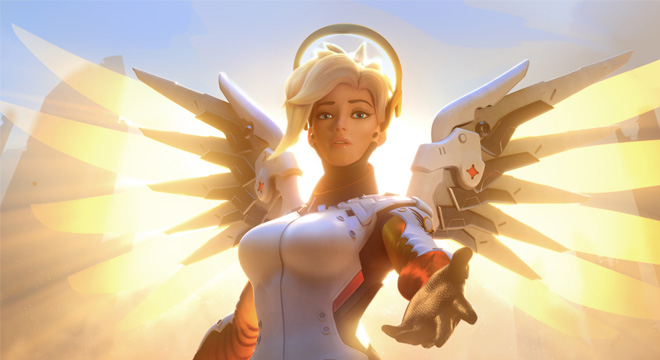 'Overwatch': Symmetra is the top pick for the most annoying hero to play against