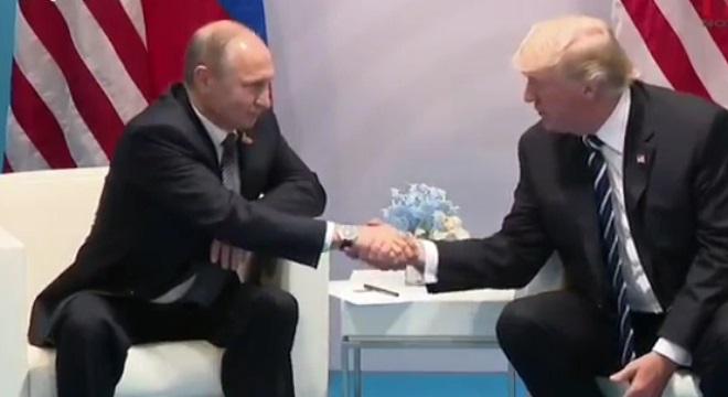 Trump y Putin en Hamburgo abren  nuevos escenarios políticos