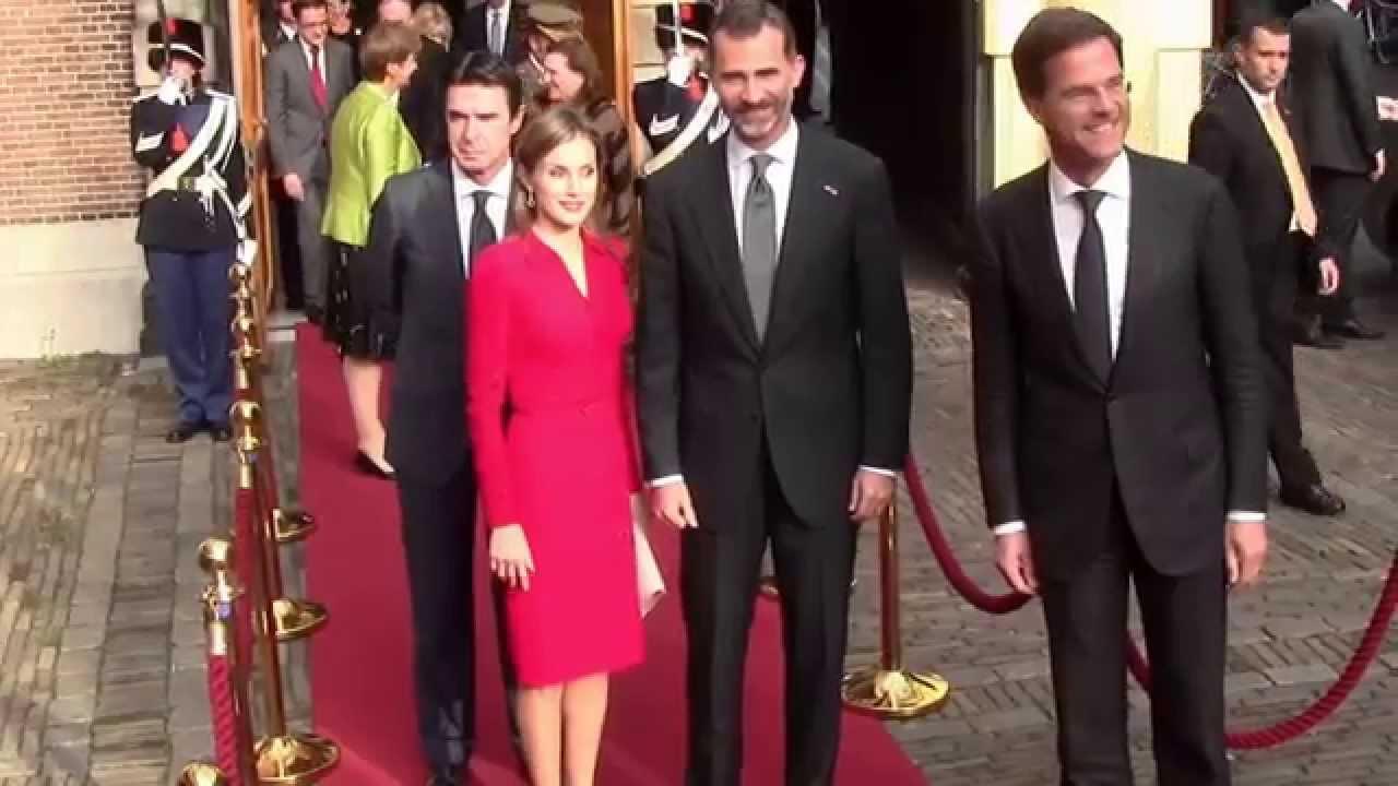 Vídeo: Tensión en Zarzuela: cruel acogida a Felipe VI  en la prensa londinense