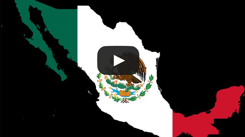 México es considerado uno de los países con mayor turismo