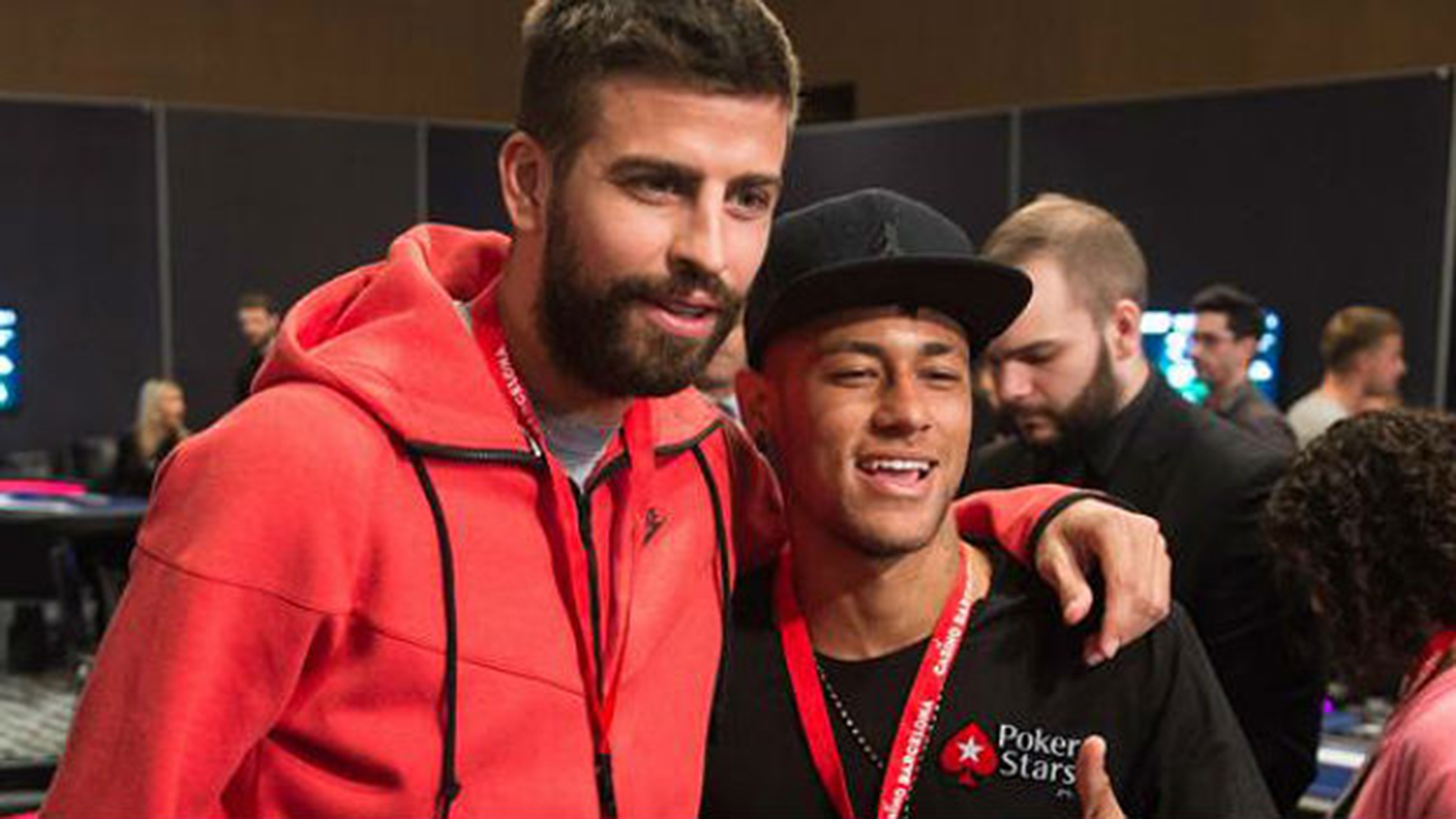Amigos de Neymar sorprendidos con el mensaje de Gerard Piqué