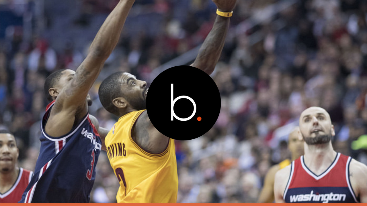 Cleveland local news station mocks Kyrie Irving in new ad