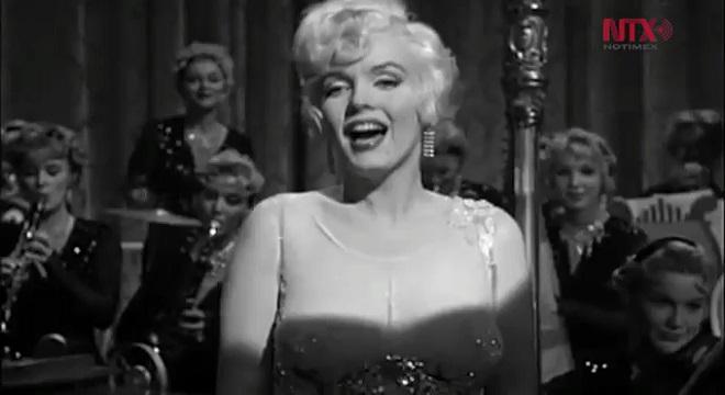 Marilyn Monroe fue el símbolo sexual del siglo XX