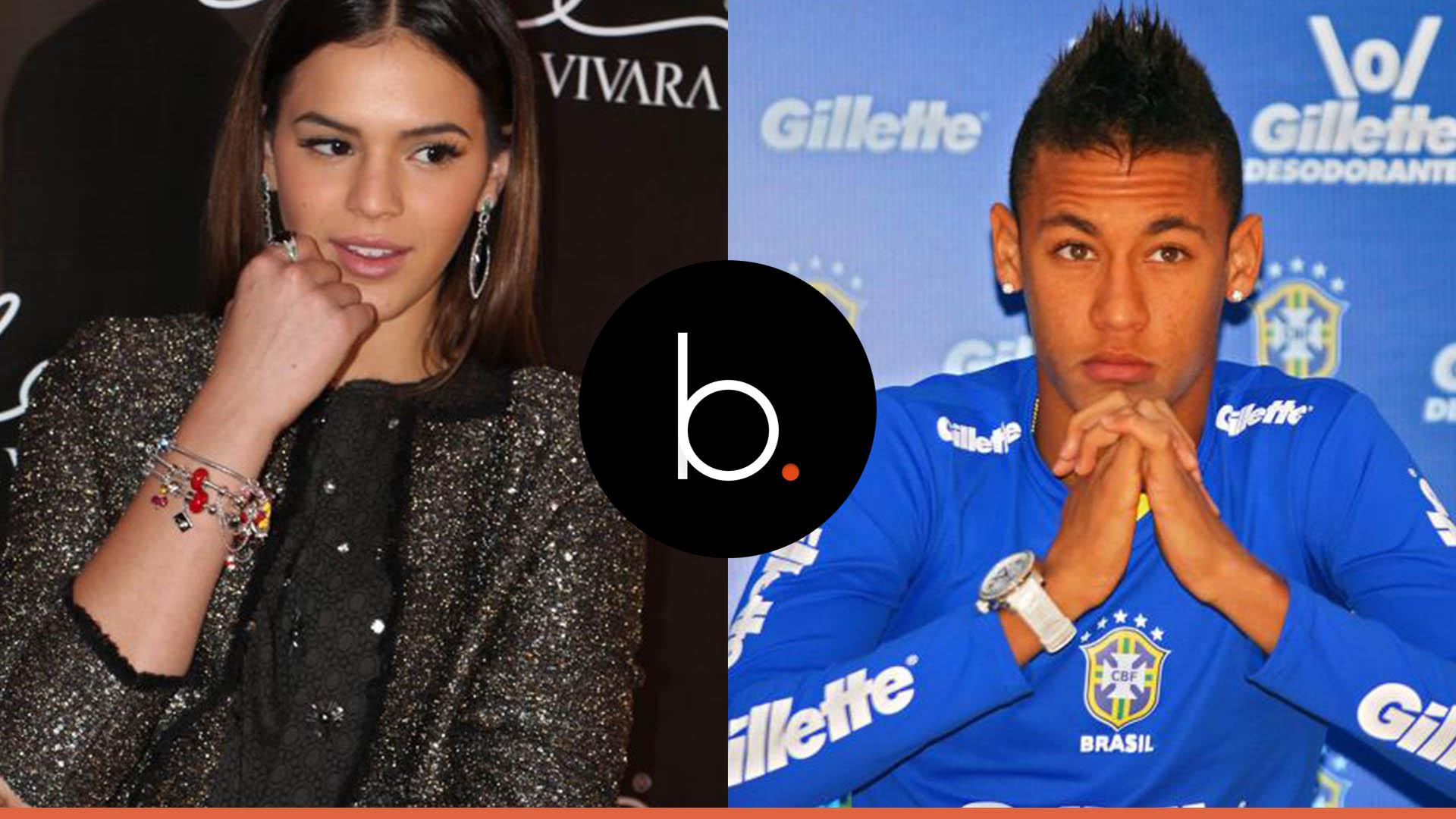Assista: Bruna Marquezine canta música tema de reconciliação com Neymar