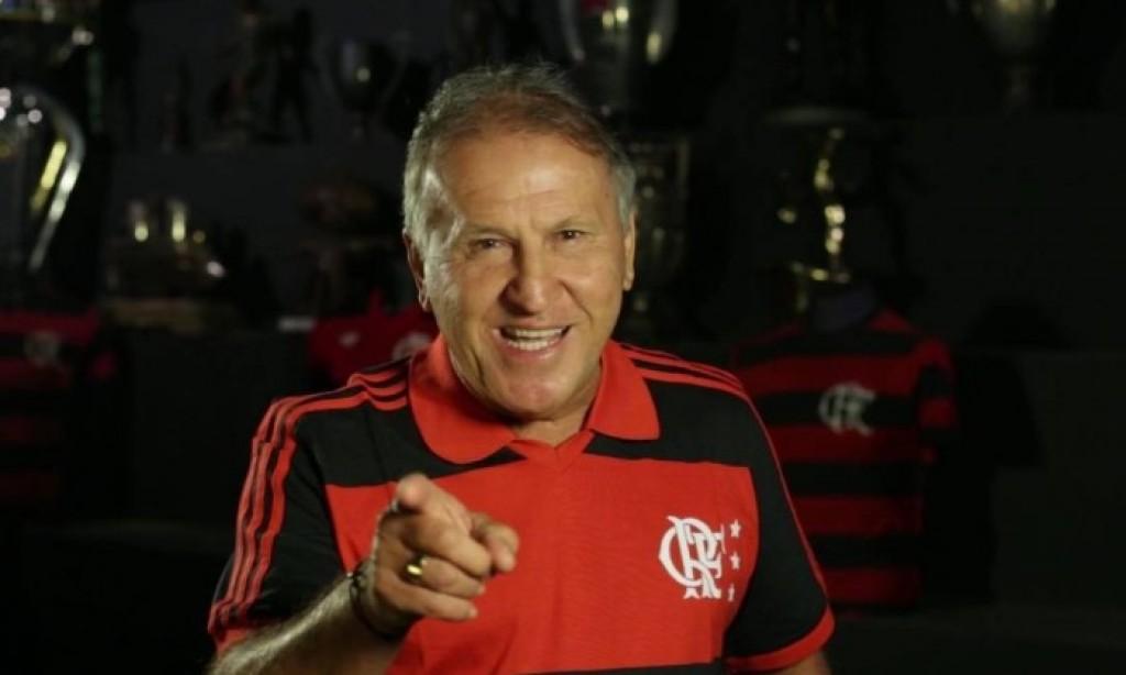 Zico vira opção para ser o novo técnico do Flamengo