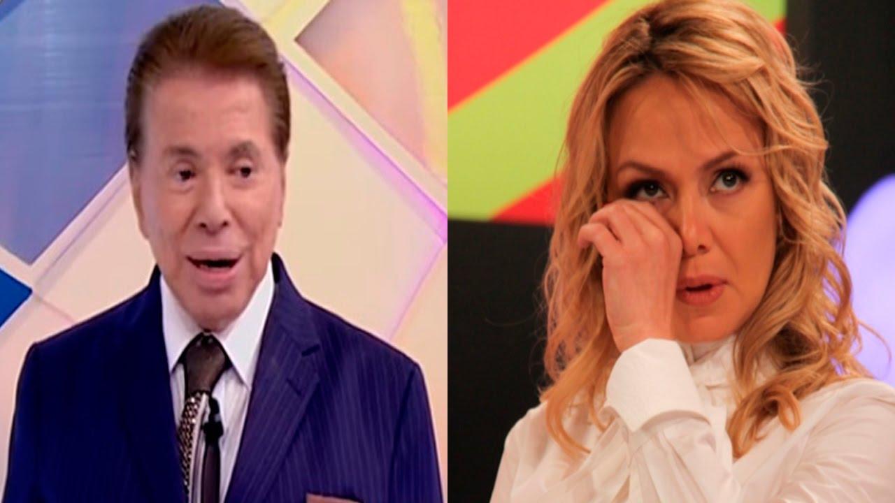 Em lágrimas, Eliana explica como Silvio Santos reagiu a sua internação.