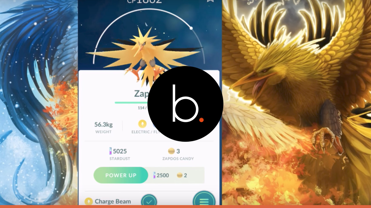 'Pokemon Go:' Another new shiny Zapdos has just appeared