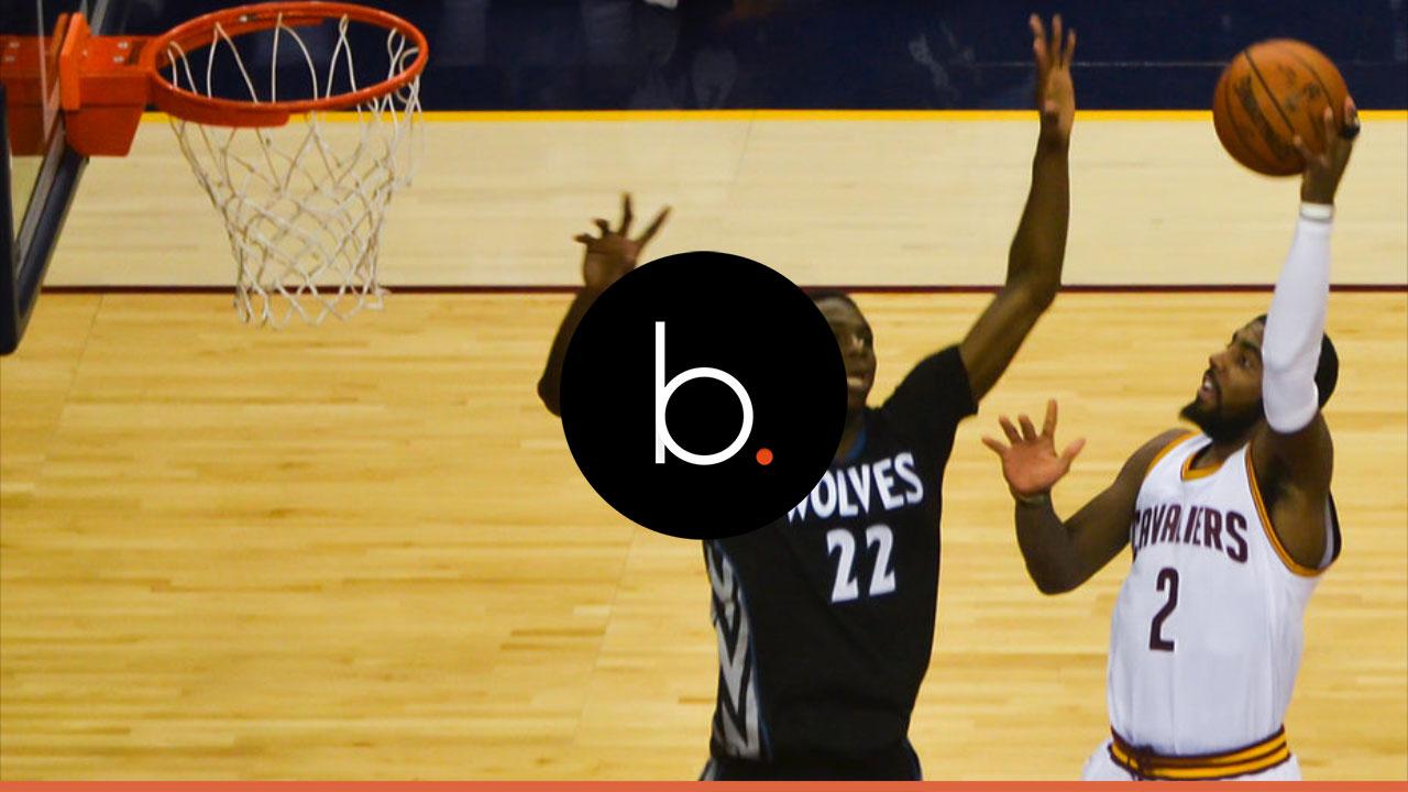 Toronto Raptors contacted Cleveland Cavaliers regarding Kyrie Irving trade