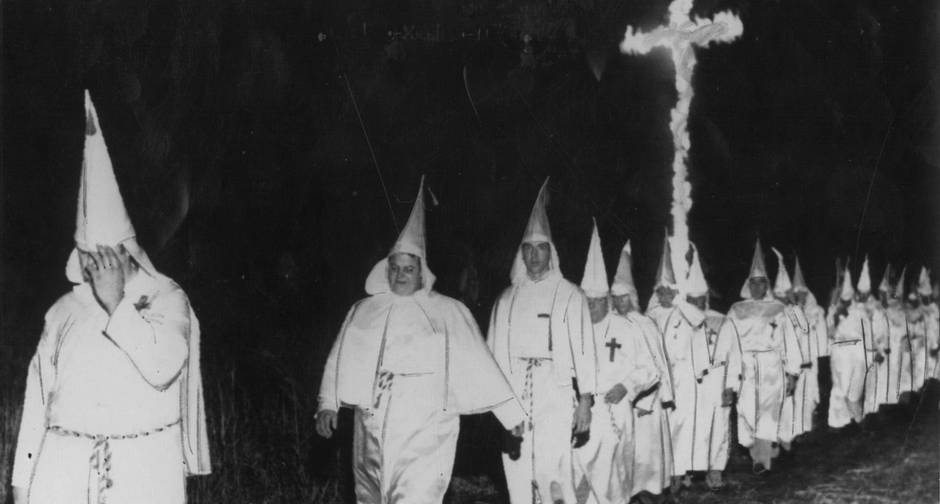 an overview of the ku klux klan and the holocaust principle [ku klux klan] designation mainly given to two distinct secret societies that played a part in american history, although other less important groups have also used the name the first ku klux klan was an organization that thrived in the south during the reconstruction period following the civil war.