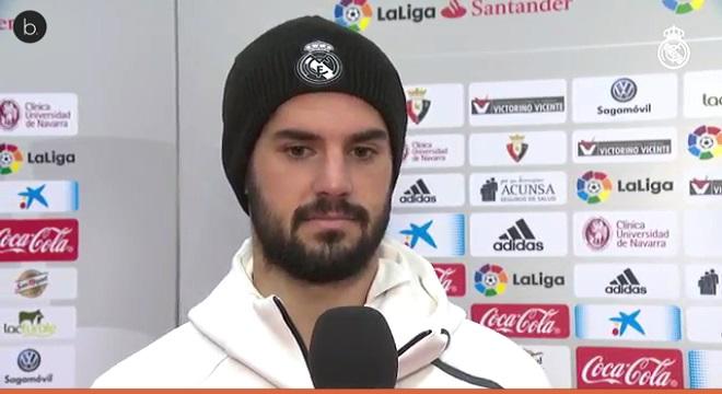 Isco llega a un acuerdo económico con el Real Madrid