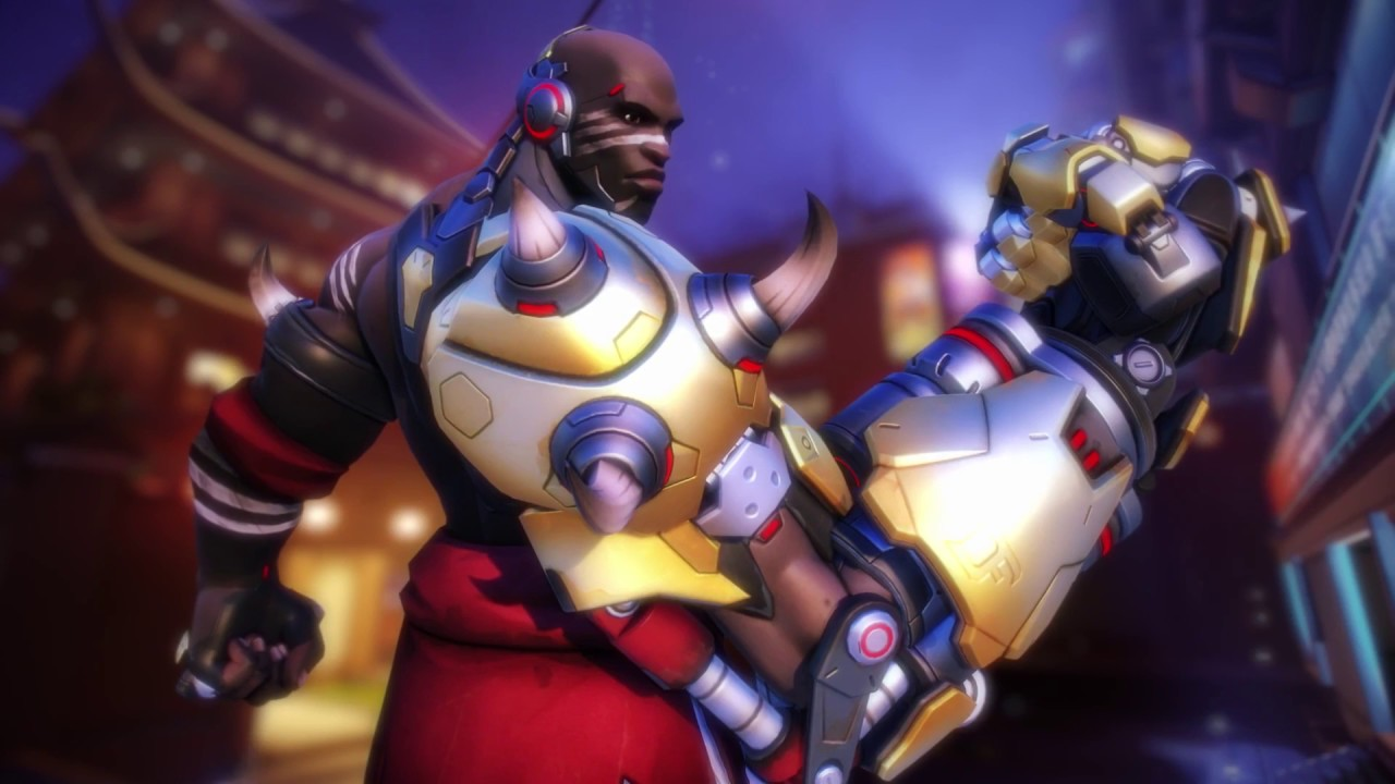 'Overwatch' Doomfist's Rocket Punch has been nerfed
