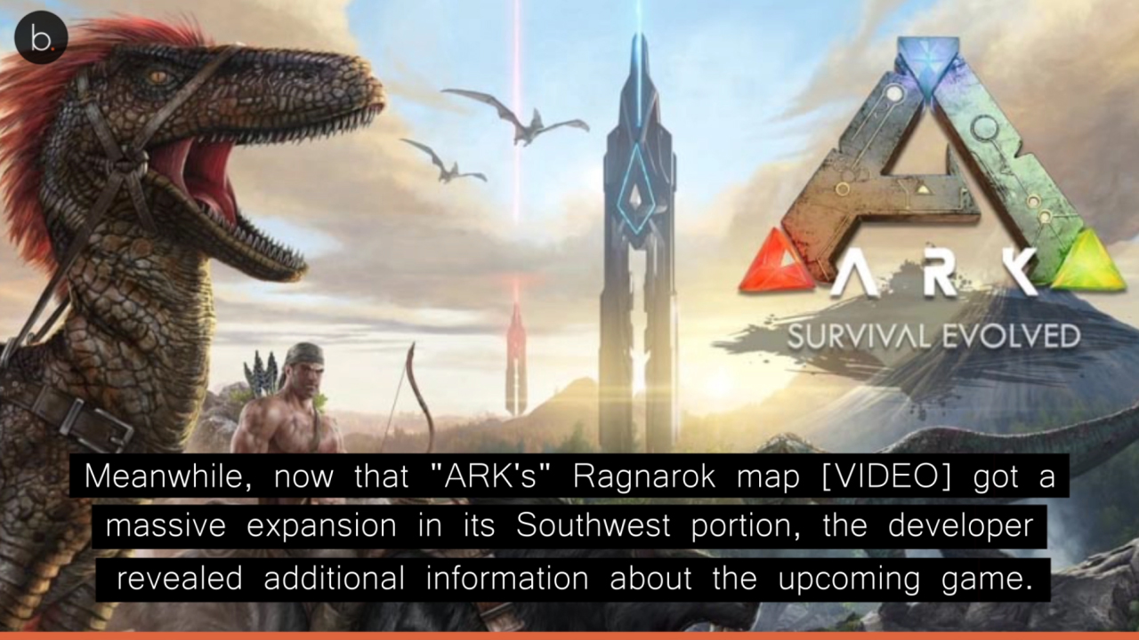 'ARK: Survival Evolved:' cross-play plans and the arrival of the Phoenix