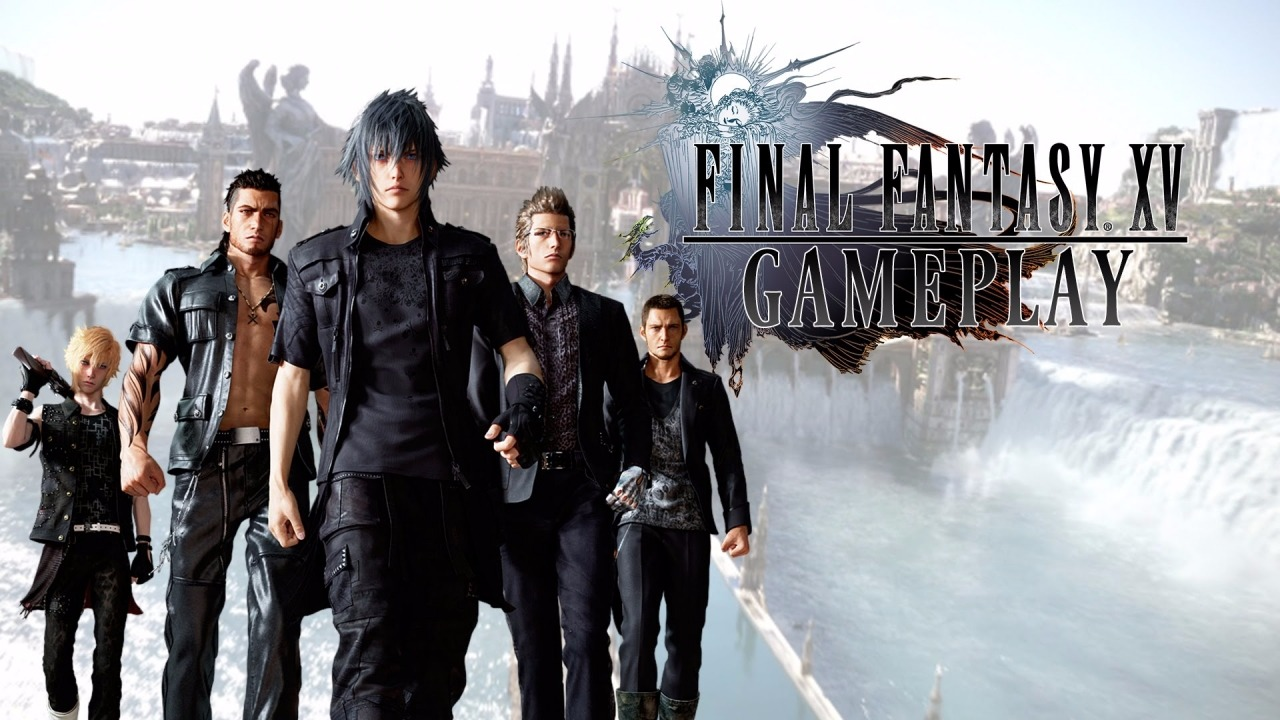 Square Enix confirms 'Final Fantasy XV' PC version release date and more