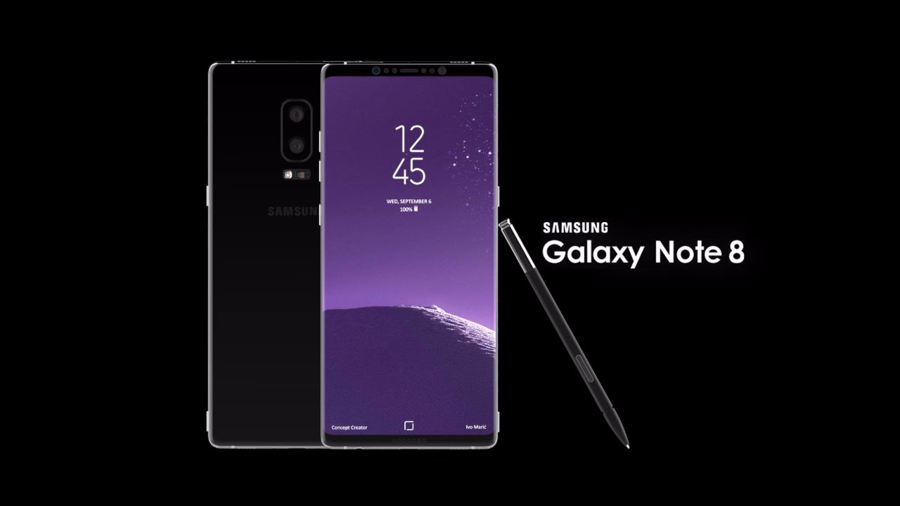 Samsung Galaxy Note 8 teaser videos release ahead of official launch