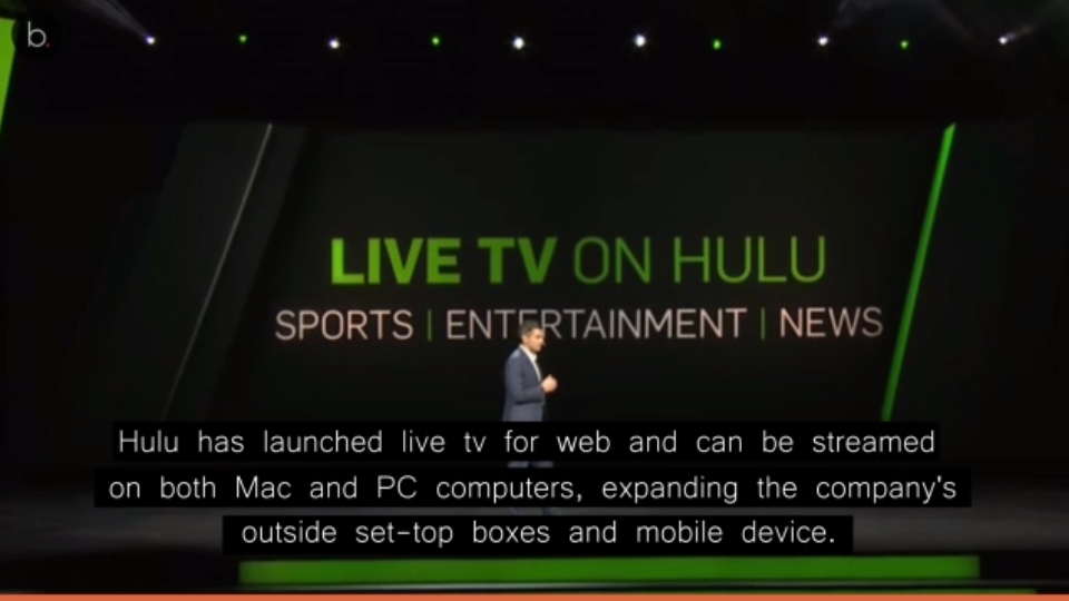 Hulu Live TV is now available on Mac and PC
