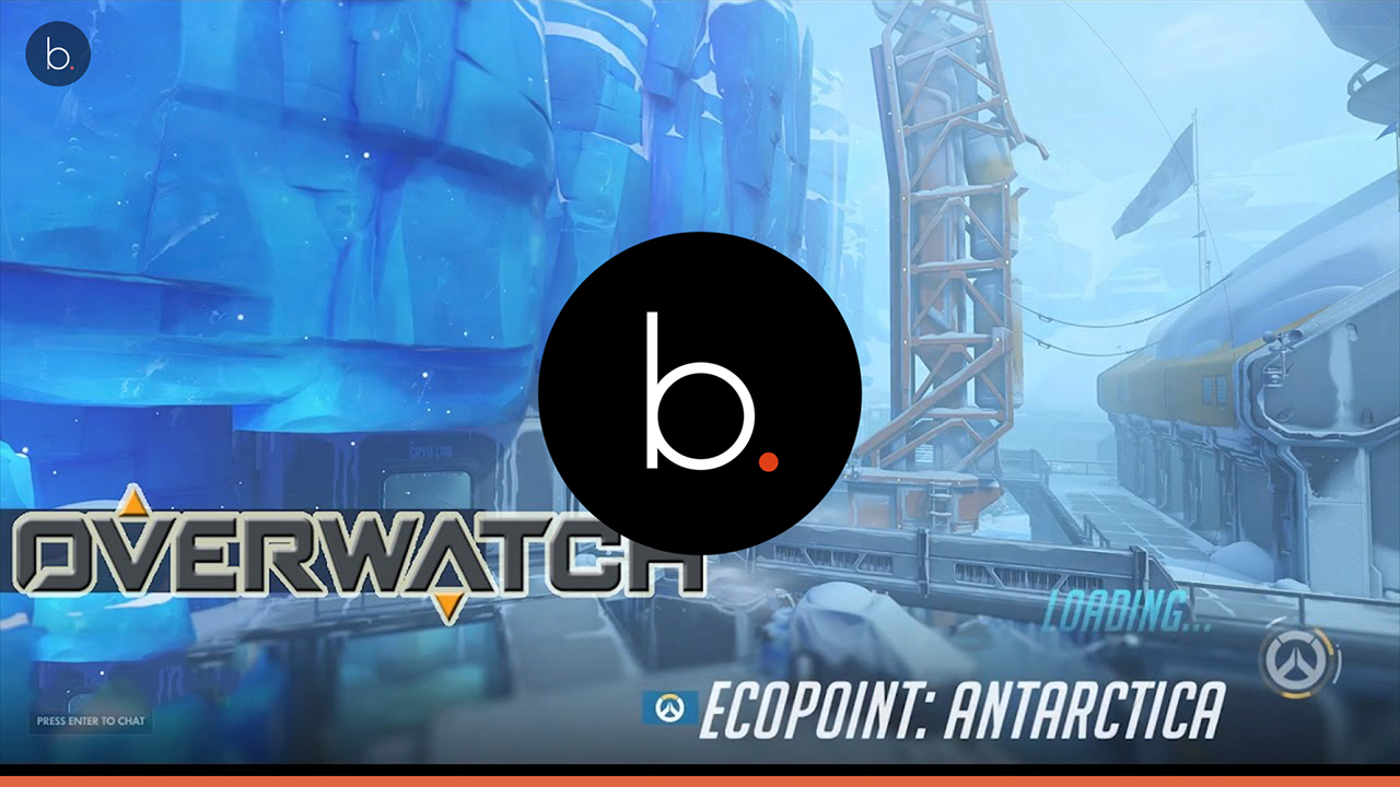 'Overwatch' Mei's Ecopoint: Antarctica Map is now on the PTR