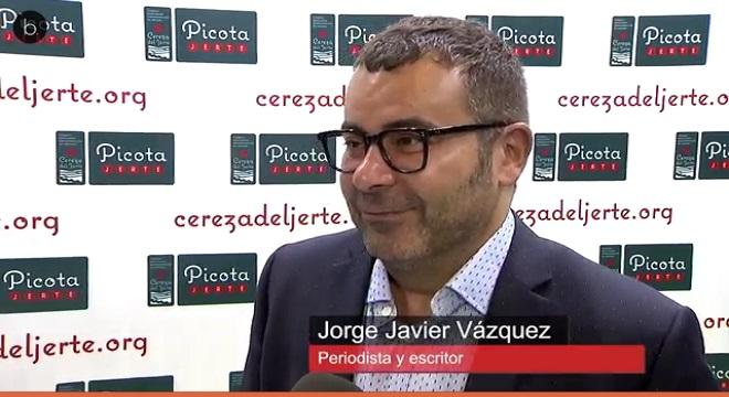 Jorge Javier Vázquez está de vacaciones en Menorca