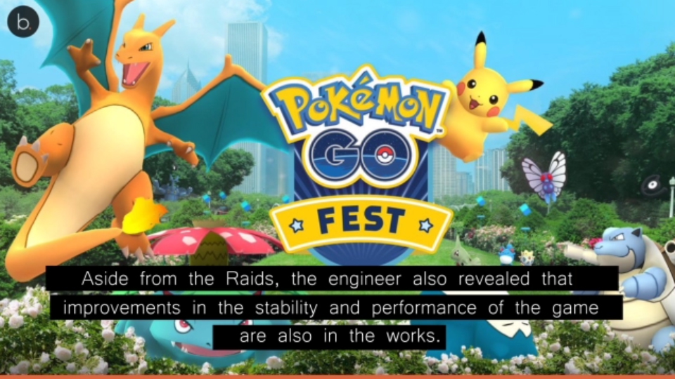 'Pokemon Go': Next major update will be more about improving raids