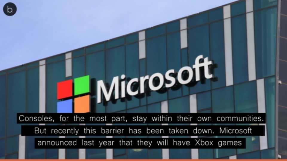 Microsoft talking with Sony about future cross-play proposition