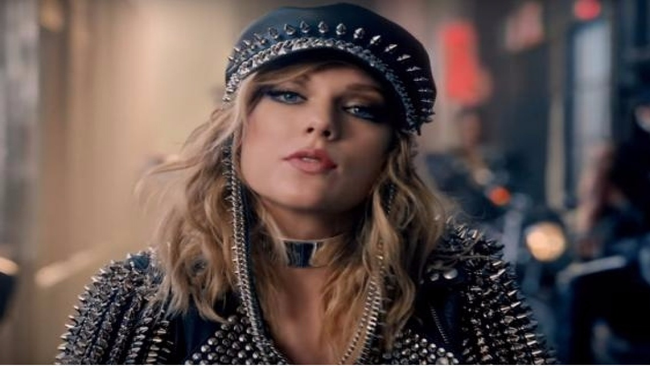 Taylor Swift's music video of latest single 'Look What You Made Do' is out