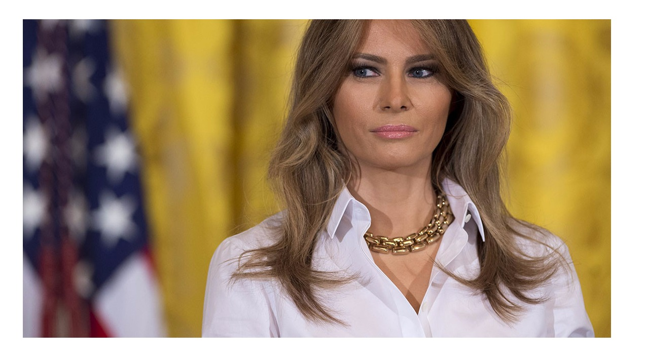 Melania Trump trashed for tweet about visiting Texas during Hurricane Harvey