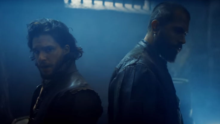 Watch the trailer for BBC's 'Gunpowder' starring Kit Harington