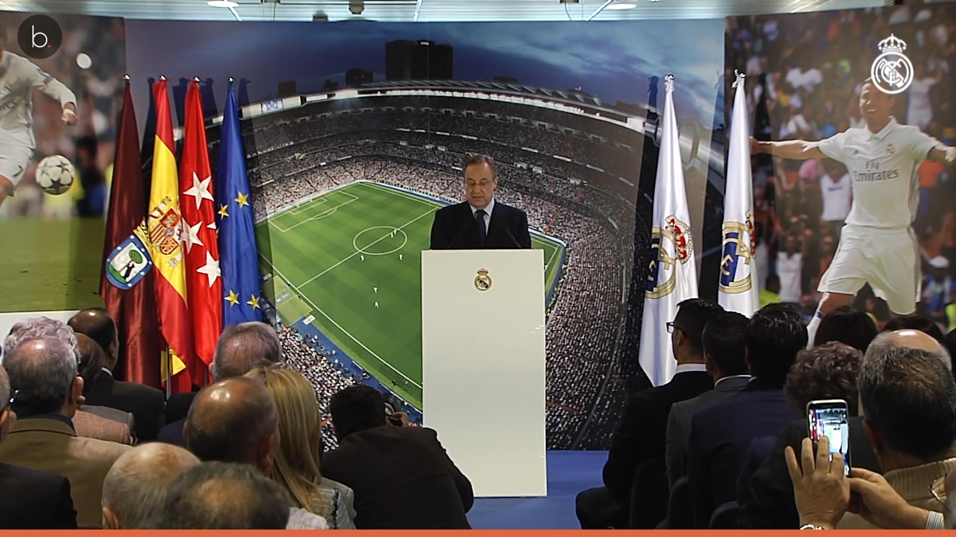 El Real Madrid del futuro que prepara Florentino Pérez
