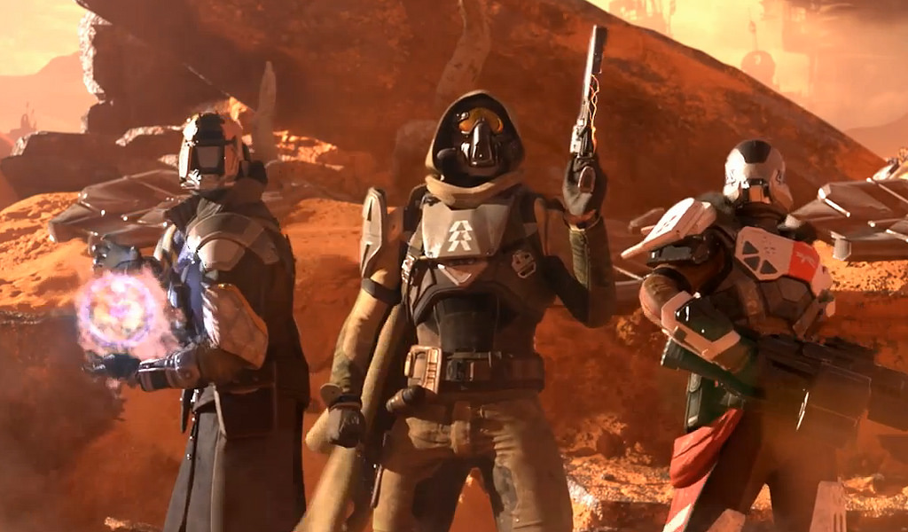Game 'Destiny' had likenesses with 'Overwatch,' said an ex-Bungie employee.