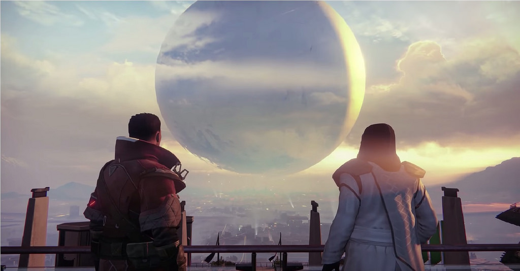 Quick guide forl evel ups and rewards in 'Destiny 2'