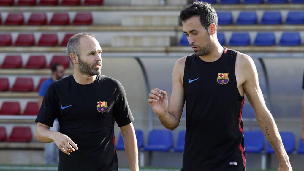 Las condiciones que pide Iniesta para renovar por el Barça