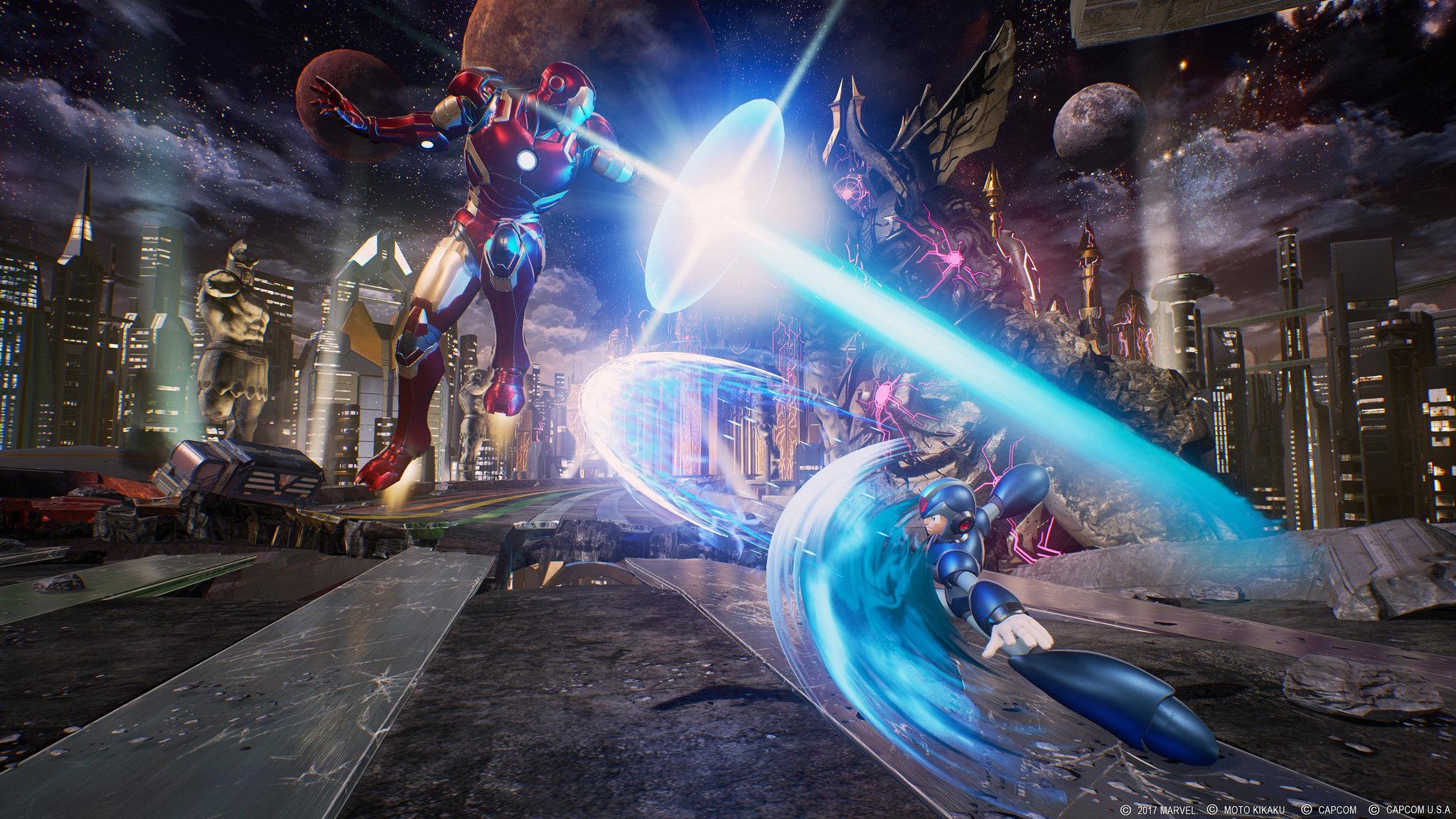 'Marvel vs. Capcom: Infinite': final boss revealed.