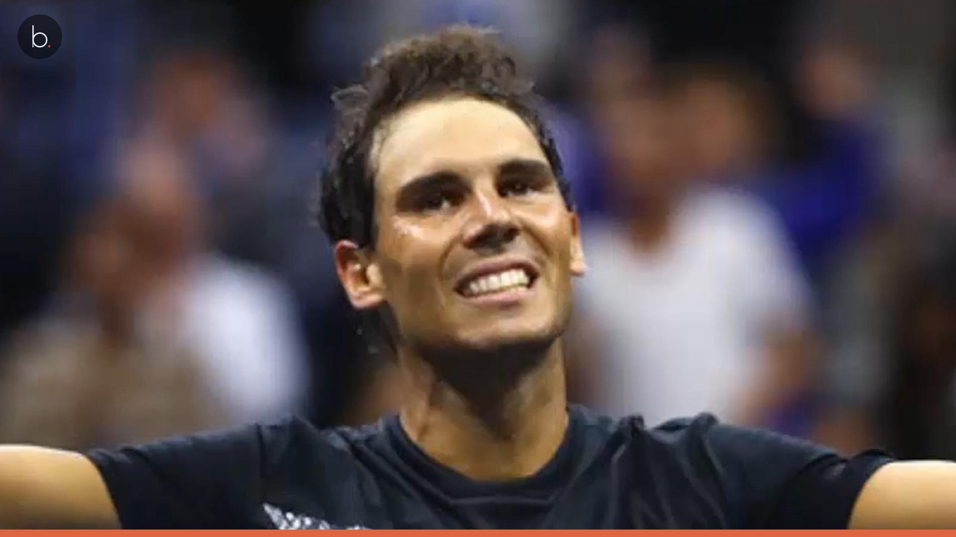 Nadal arrasa en la final del US Open