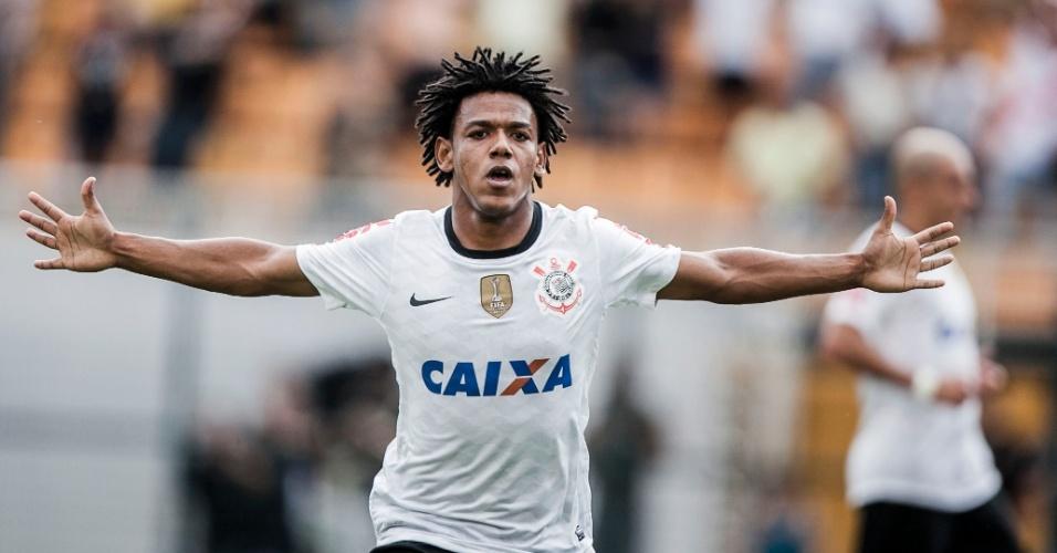 Assista: Romarinho não vai ser jogador do Palmeiras.