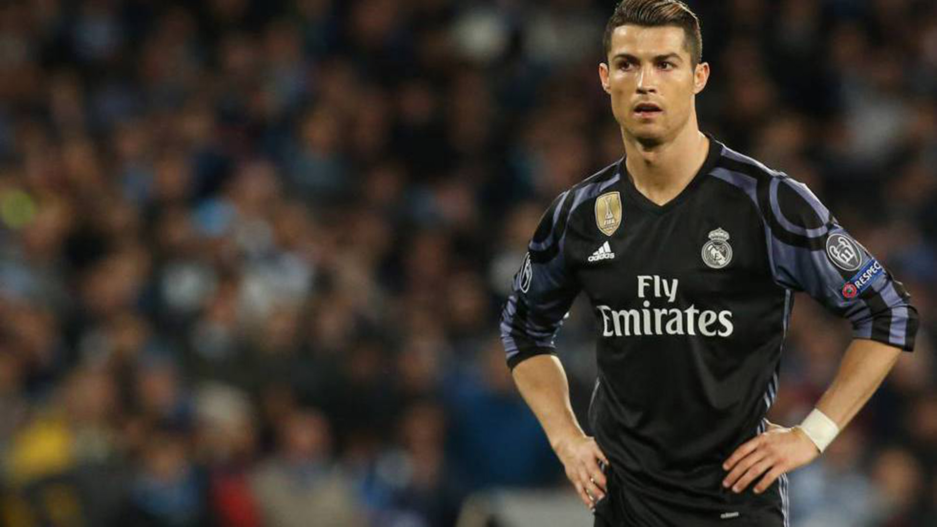 Ronaldo marca récord de penalidad en la Liga de Campeones